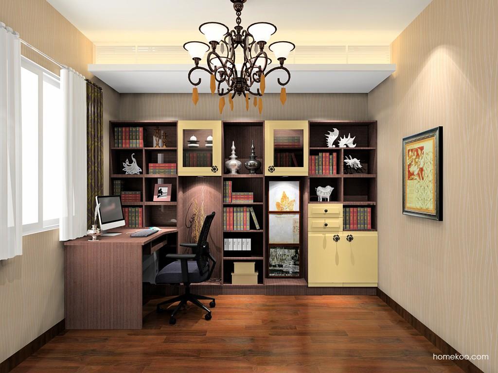 卡罗摩卡书房家具C19436