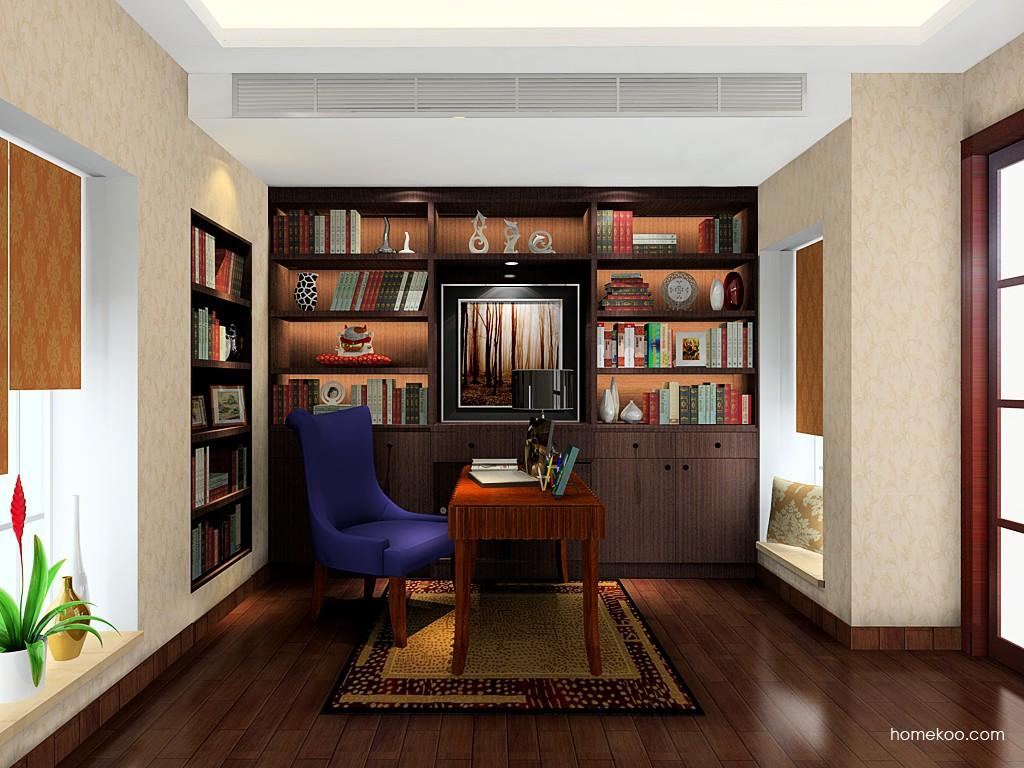 卡罗摩卡书房家具C19444