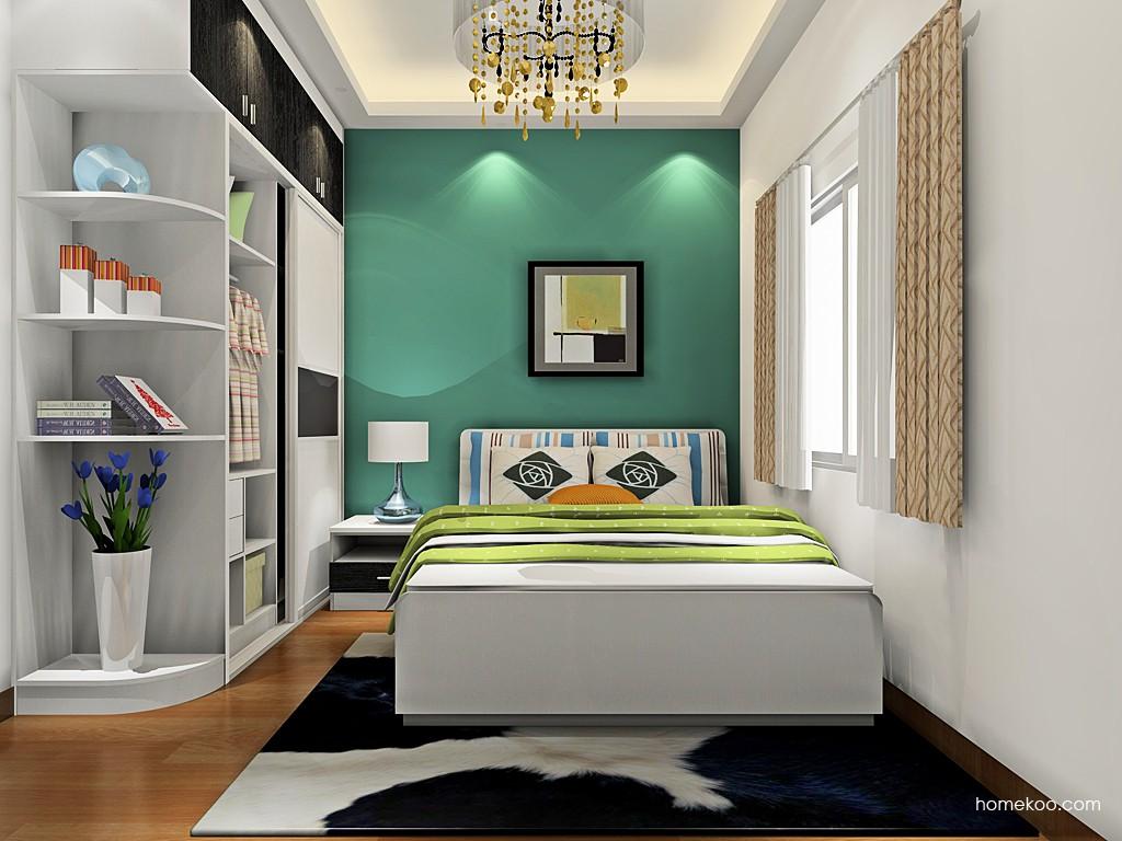 简约主义卧房家具A19481
