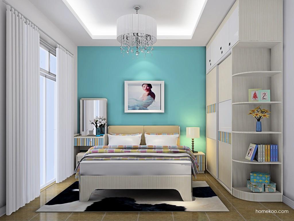 首尔之缤卧房家具A19483