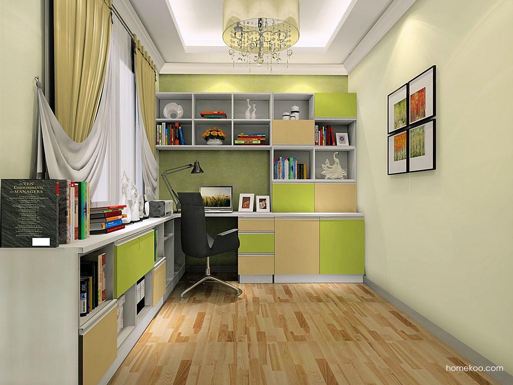 新实用主义书房家具C19447