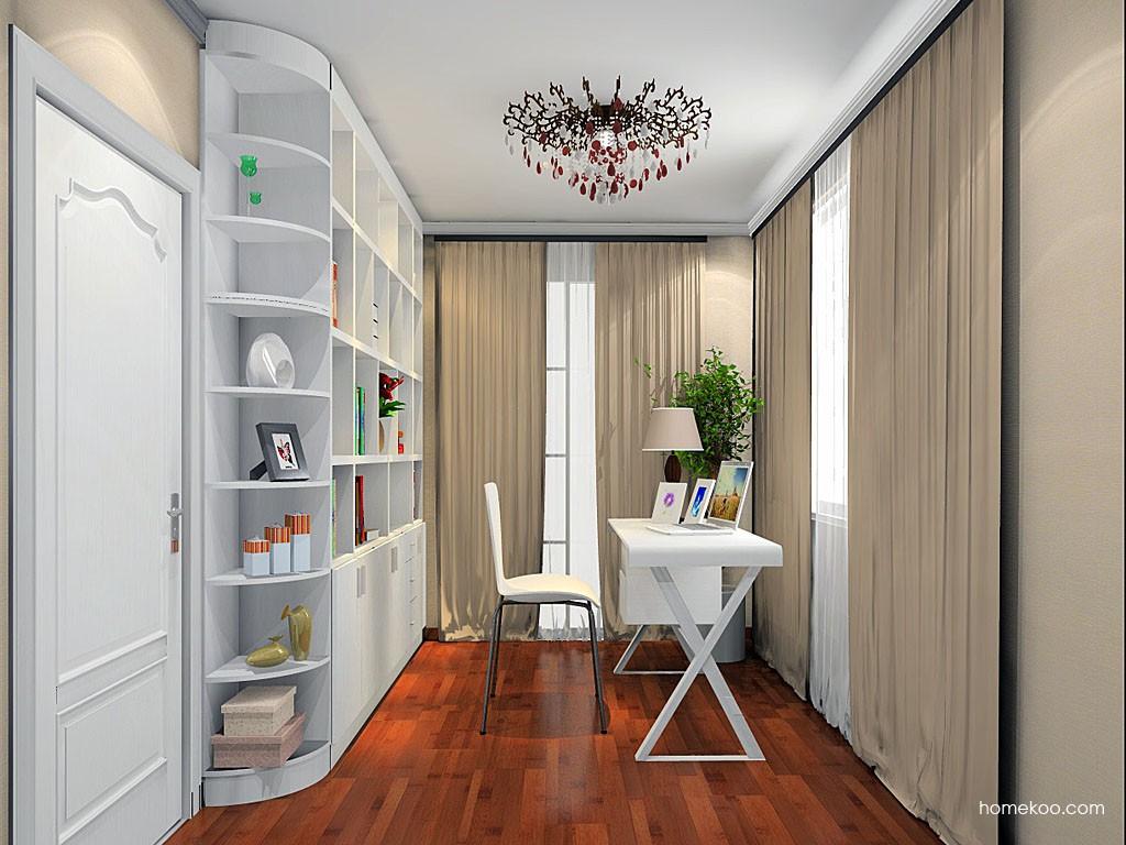 新实用主义书房家具C19449