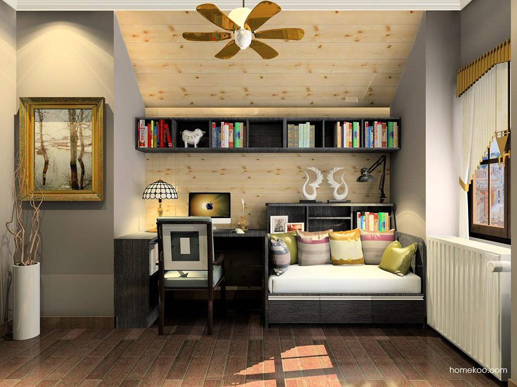 新实用主义书房家具C19451