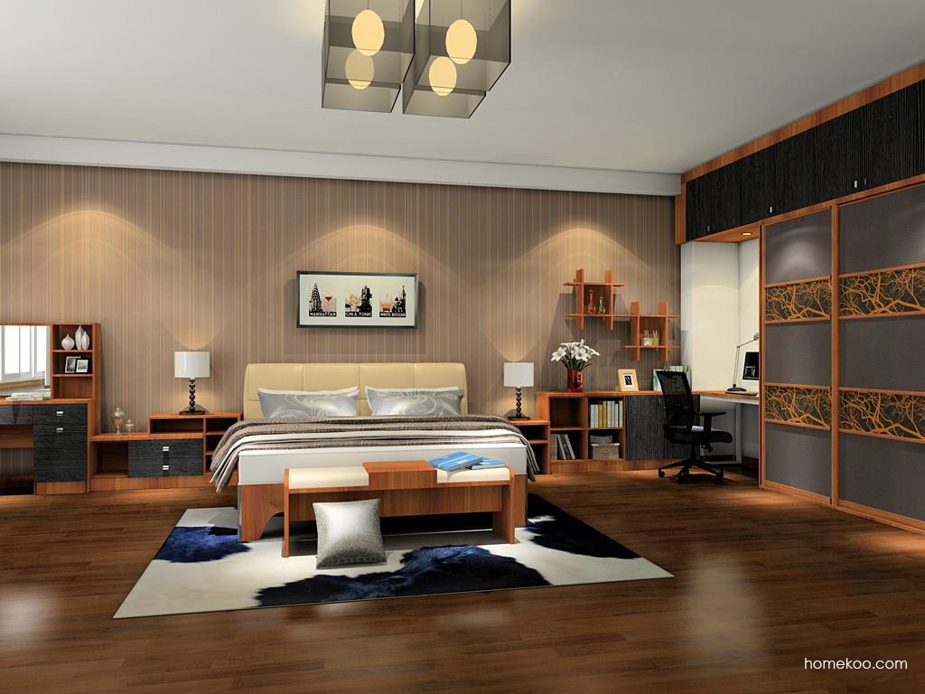 德国森林卧房家具A19506