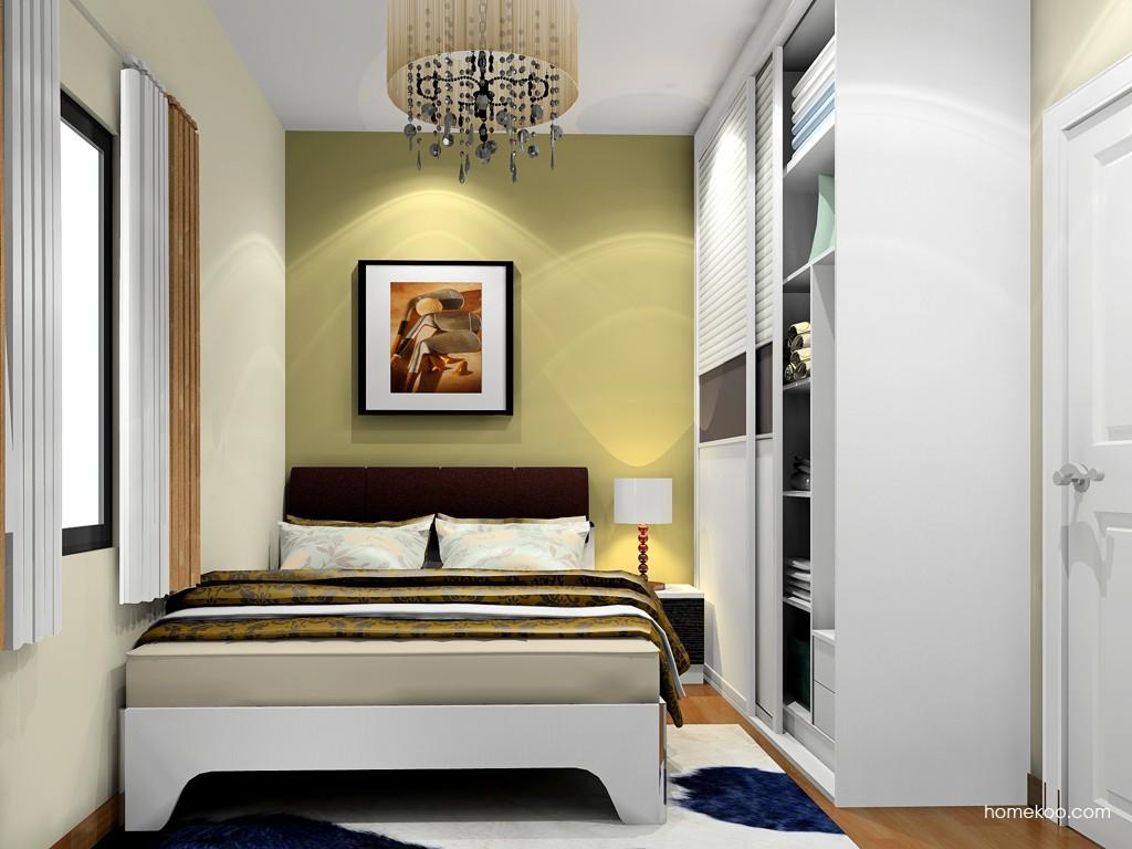 简约主义卧房家具A19507