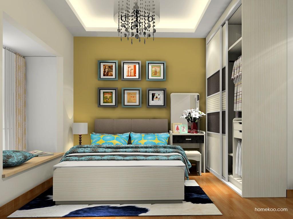 米兰剪影卧房家具A19513