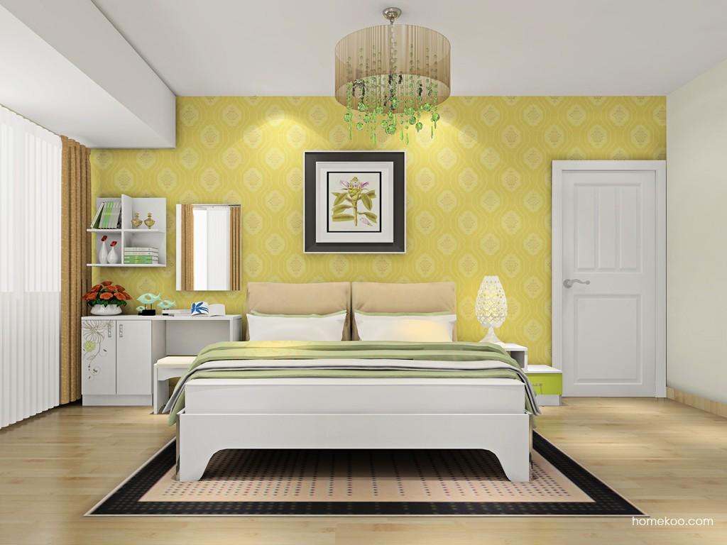 里昂春天卧房家具A19517
