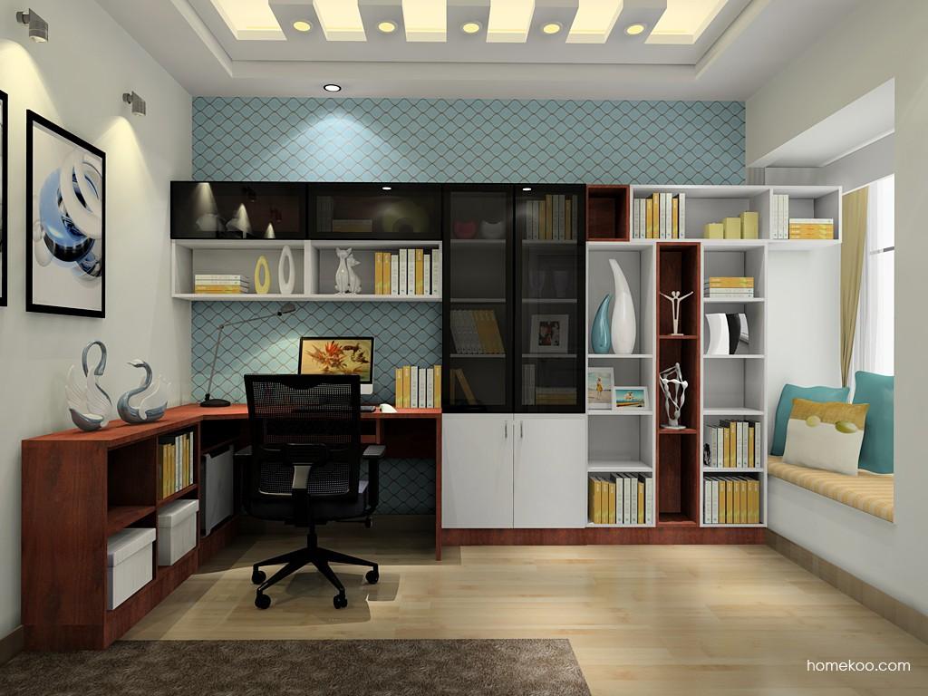 新实用主义书房家具C19467