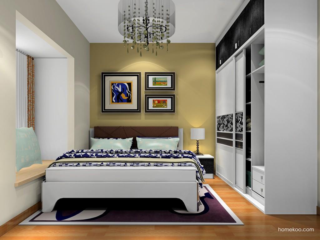 简约主义卧房家具A19526