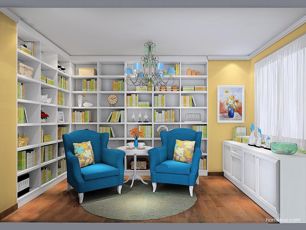 新实用主义书房家具C19477