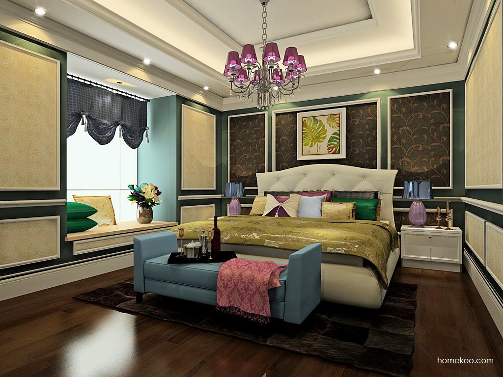 新实用主义卧房家具A19533