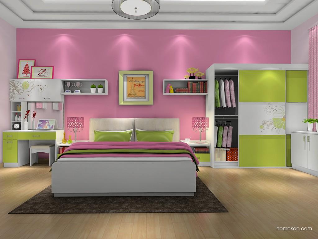 里昂春天卧房家具A19538