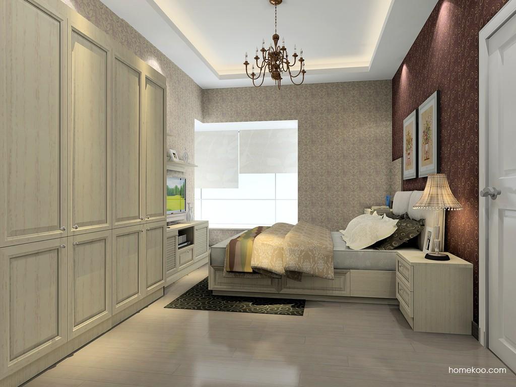 英伦印象卧房家具A19551