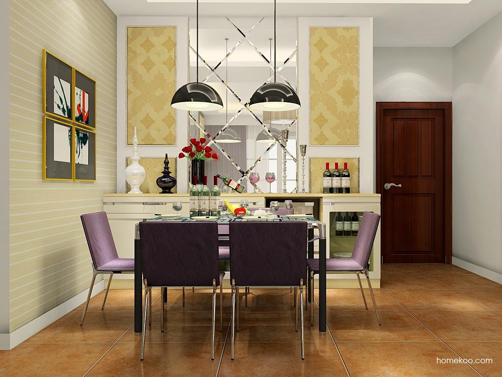 丹麦本色II餐厅家具E17653