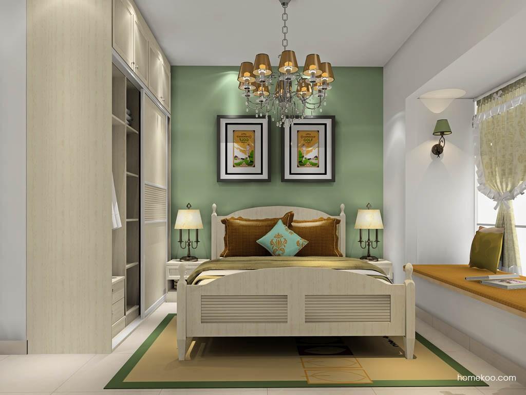 英伦印象卧房家具A19555