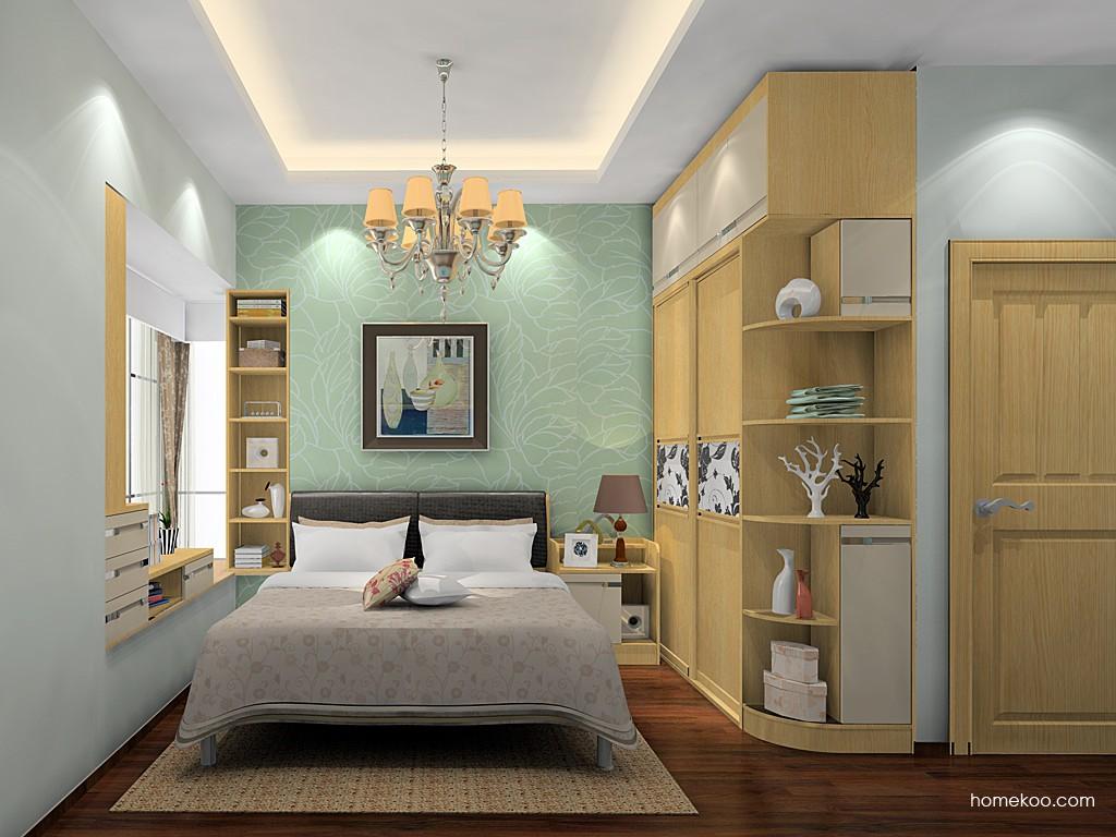 丹麦本色II卧房家具A19558