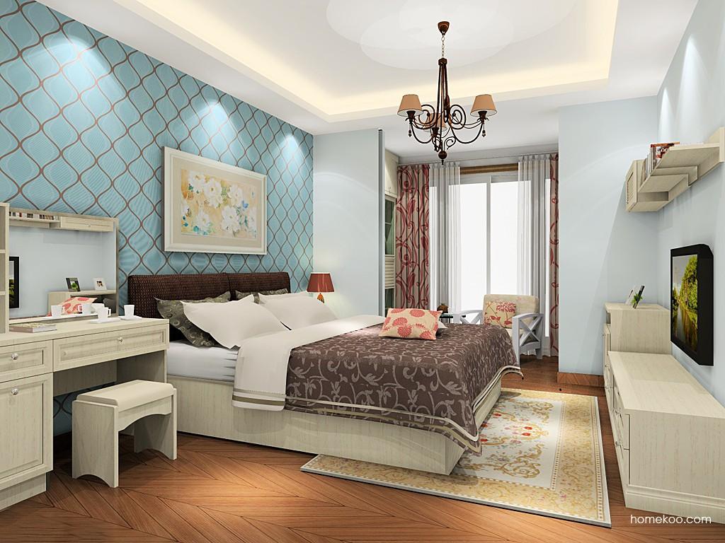 英伦印象卧房家具A19562