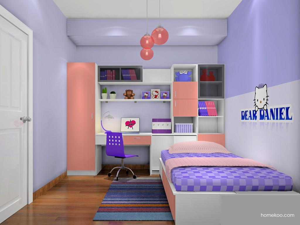 女孩的梦青少年房B19388