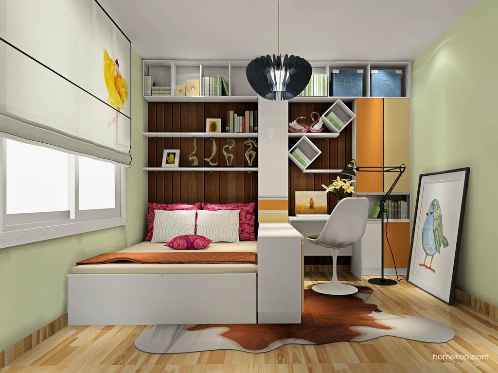 新实用主义卧房家具A19573