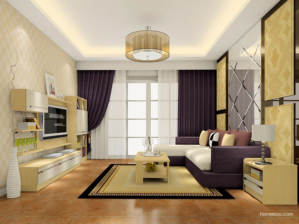 丹麦本色II客厅家具D17696
