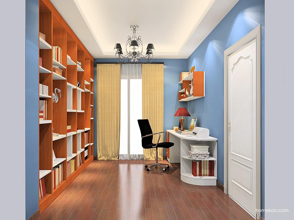 新实用主义书房家具C19495