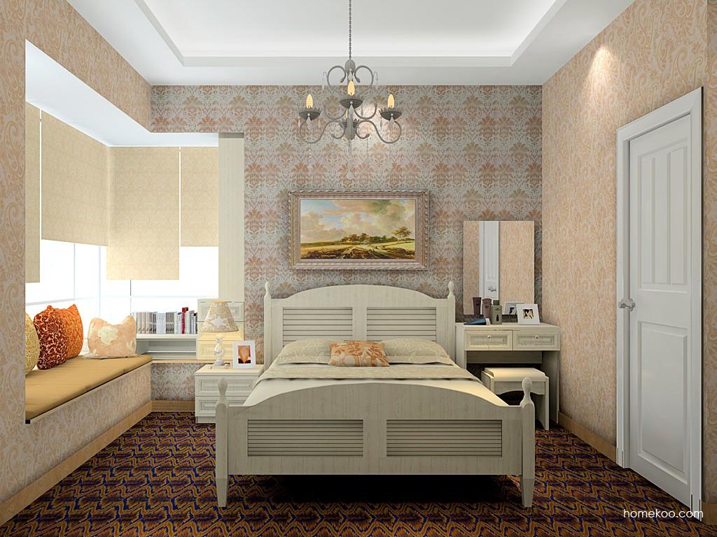 英伦印象卧房家具A19594