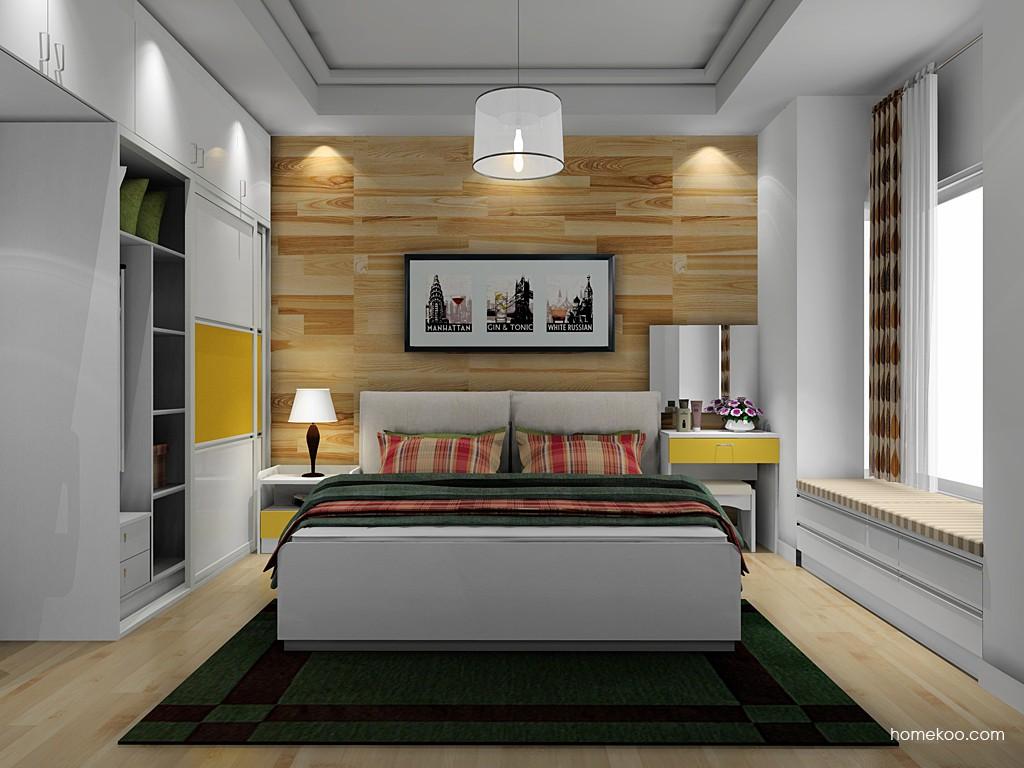 新实用主义卧房家具A19601