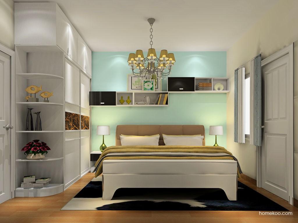 简约主义卧房家具A19614