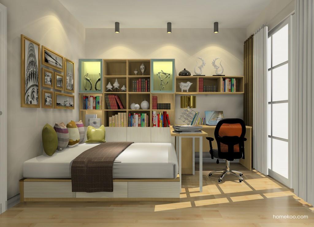 新实用主义书房家具C19501