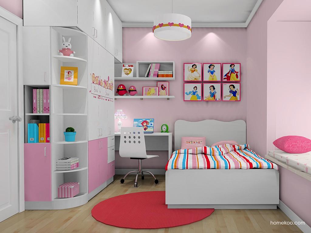 女孩的梦青少年房B19415