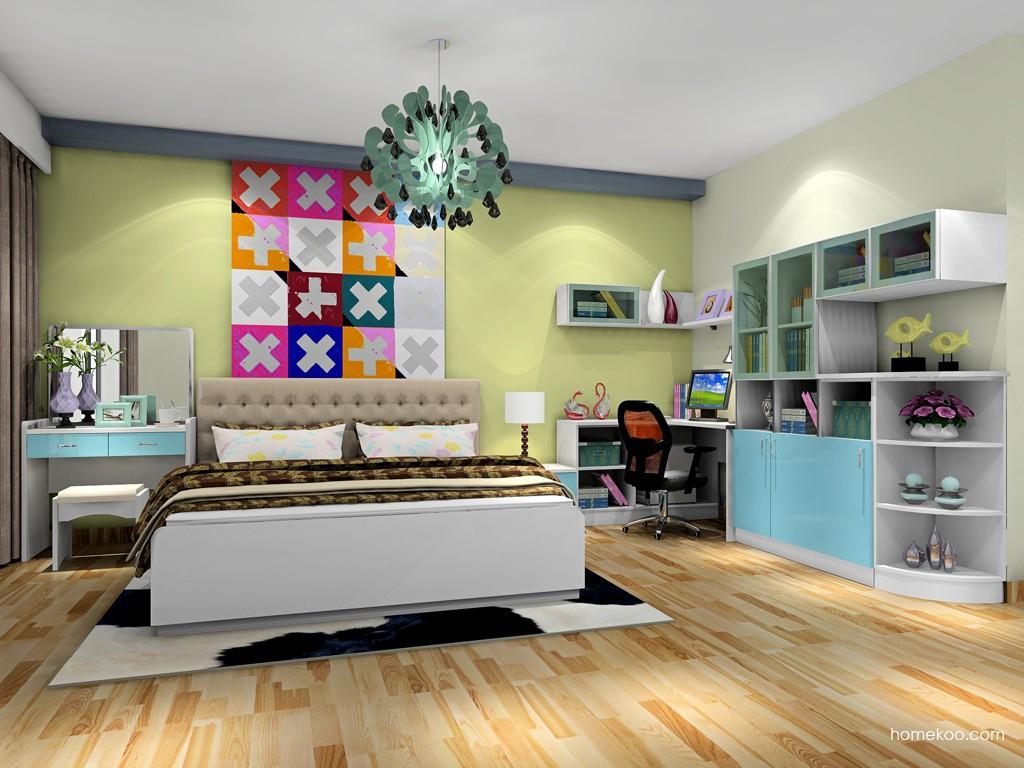 新实用主义卧房家具A19630