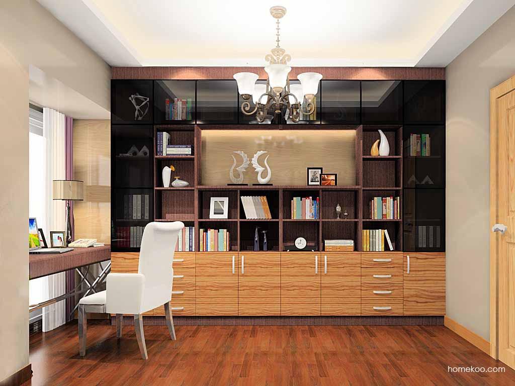 新实用主义书房家具C19510