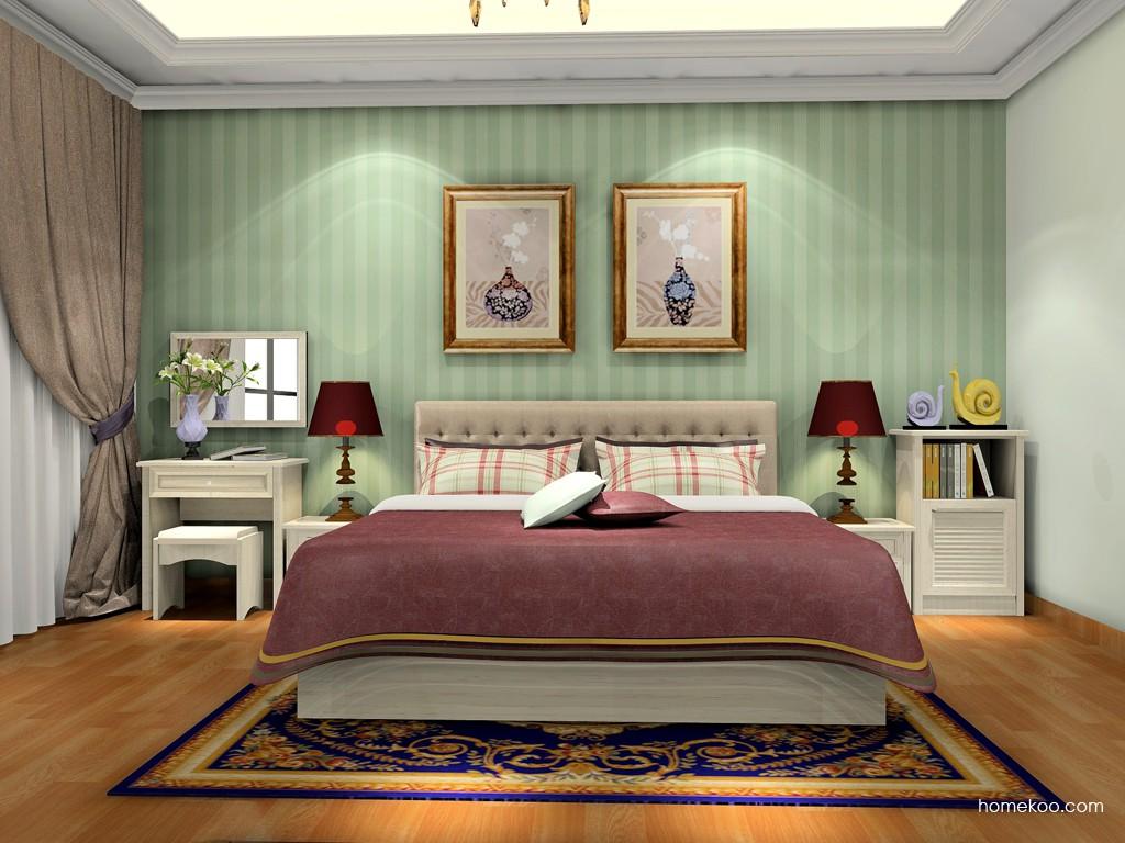 英伦印象卧房家具A19632