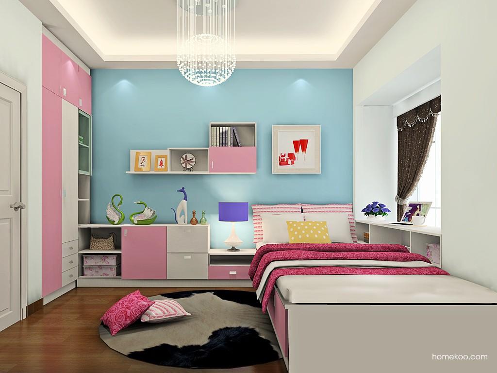 浪漫主义卧房家具A19641