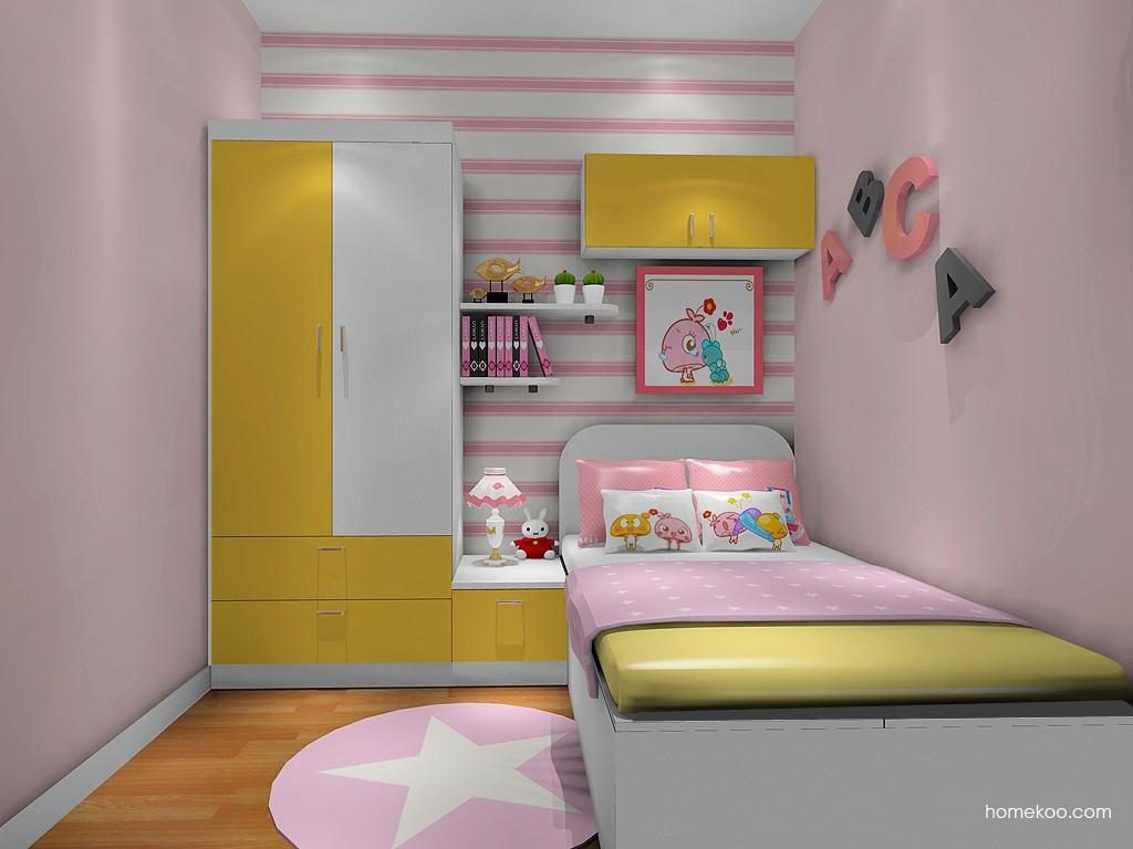 女孩的梦青少年房B19414