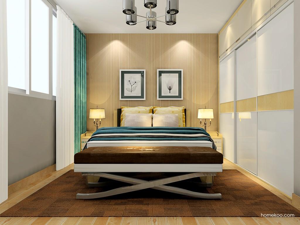 丹麦本色II卧房家具A19654