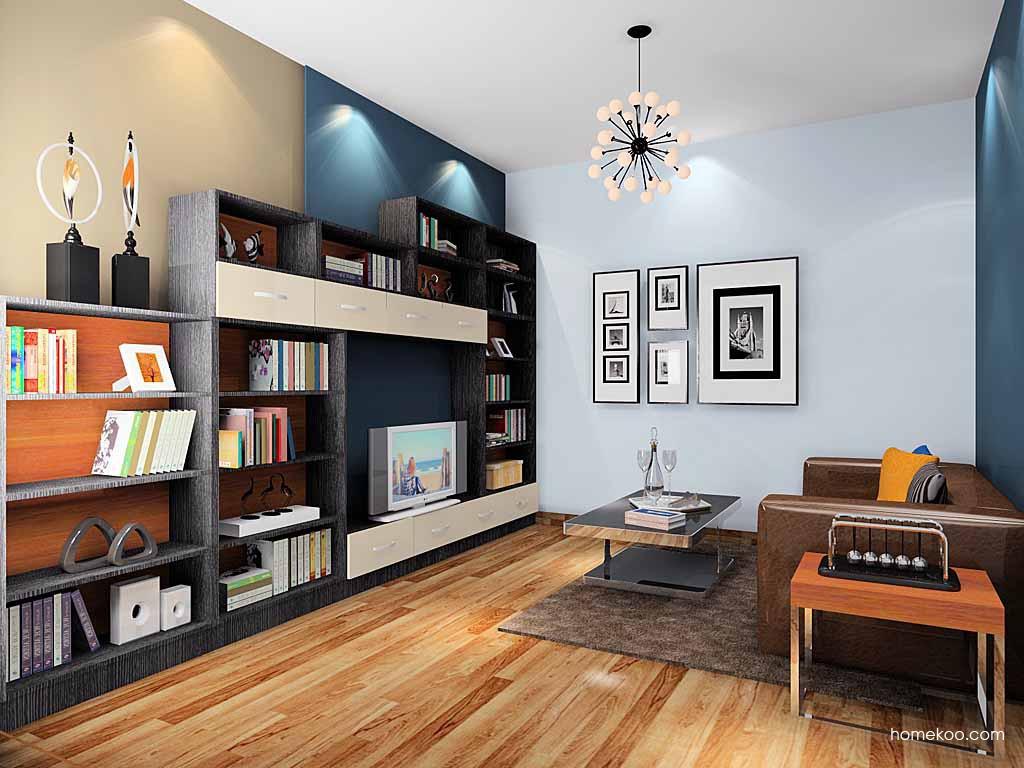 新实用主义书房家具C19513