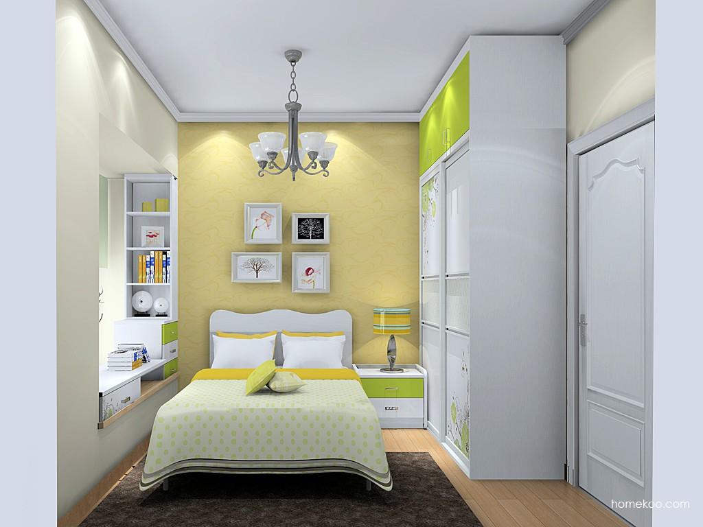里昂春天卧房家具A19659