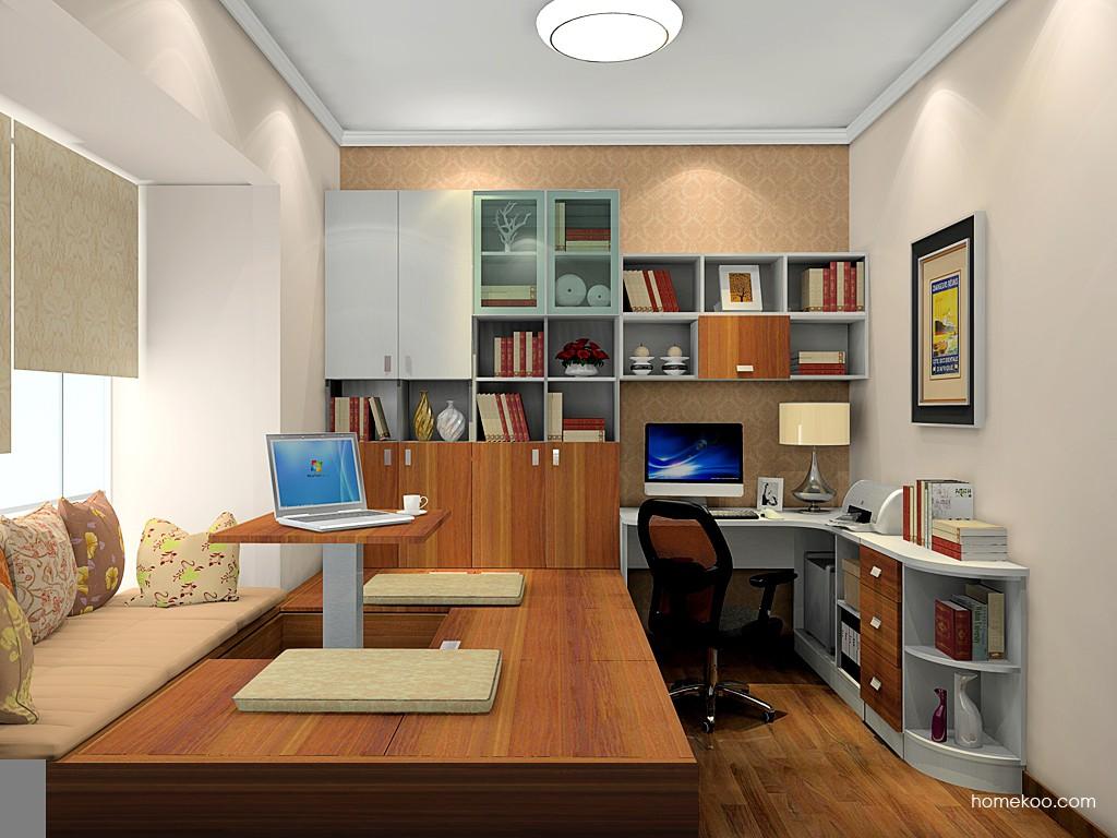新实用主义书房家具C19514