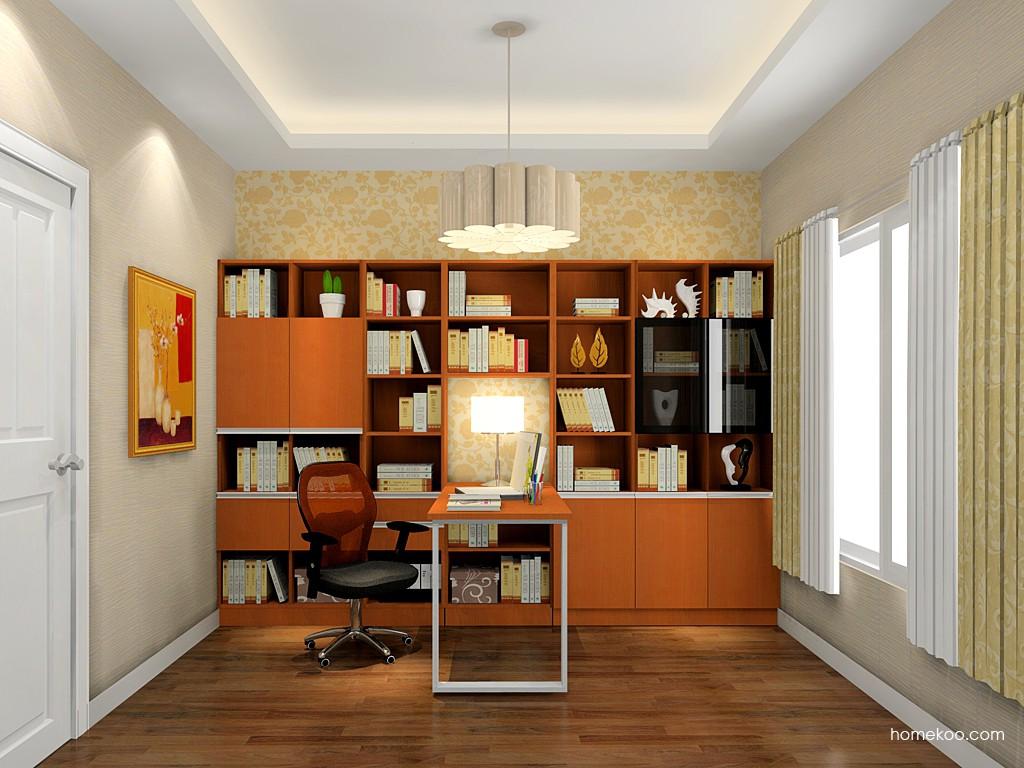 加州梦书房家具C19515