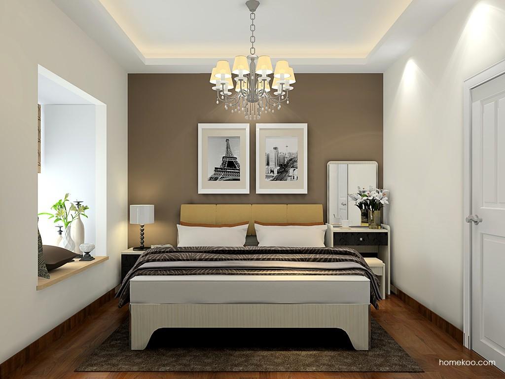 米兰剪影卧房家具A19667