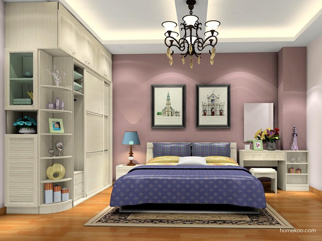 英伦印象卧房家具A19673