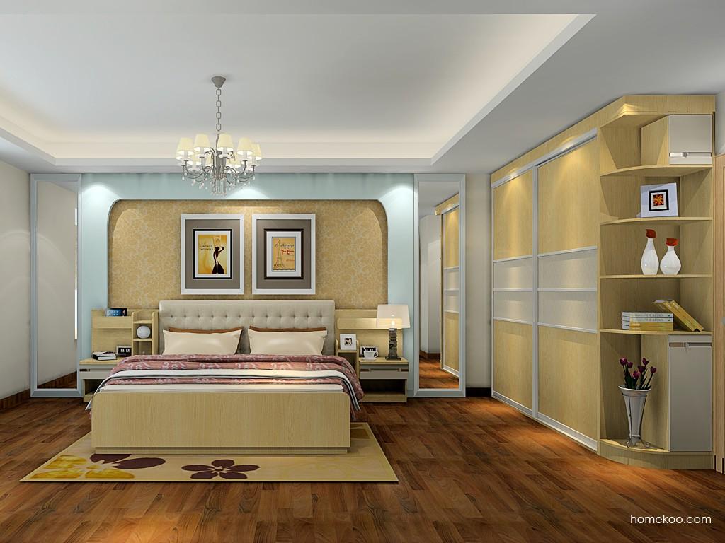 丹麦本色II卧房家具A19678