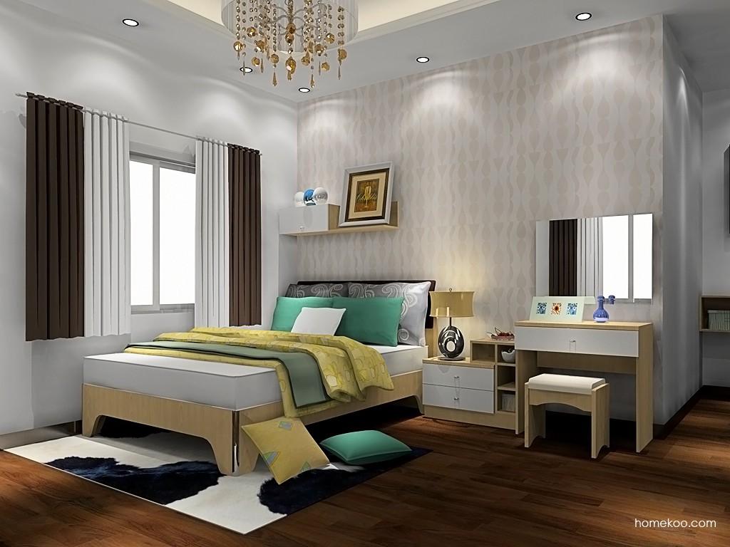 北美枫情卧房家具A19682