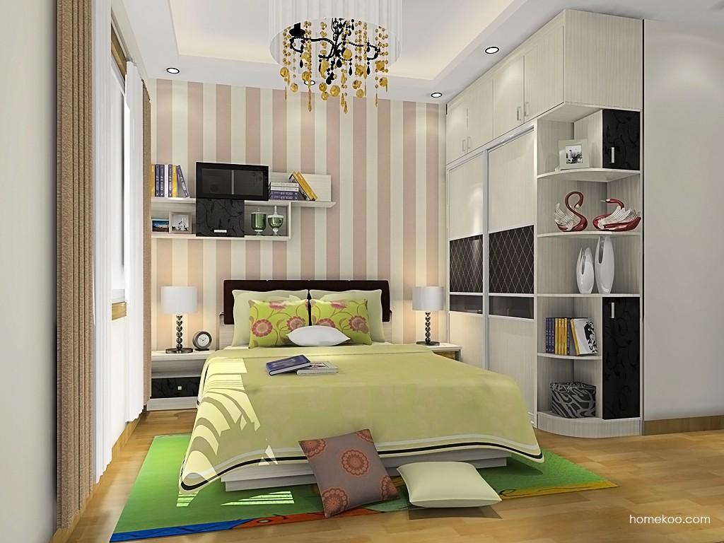 米兰剪影卧房家具A19683