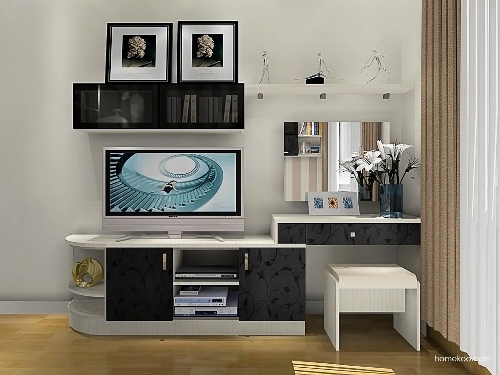 米兰剪影卧房家具A19684
