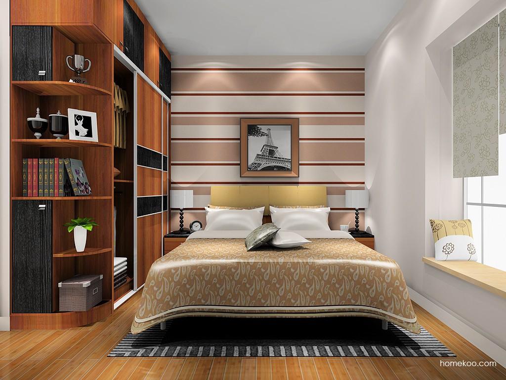 德国森林卧房家具A19689