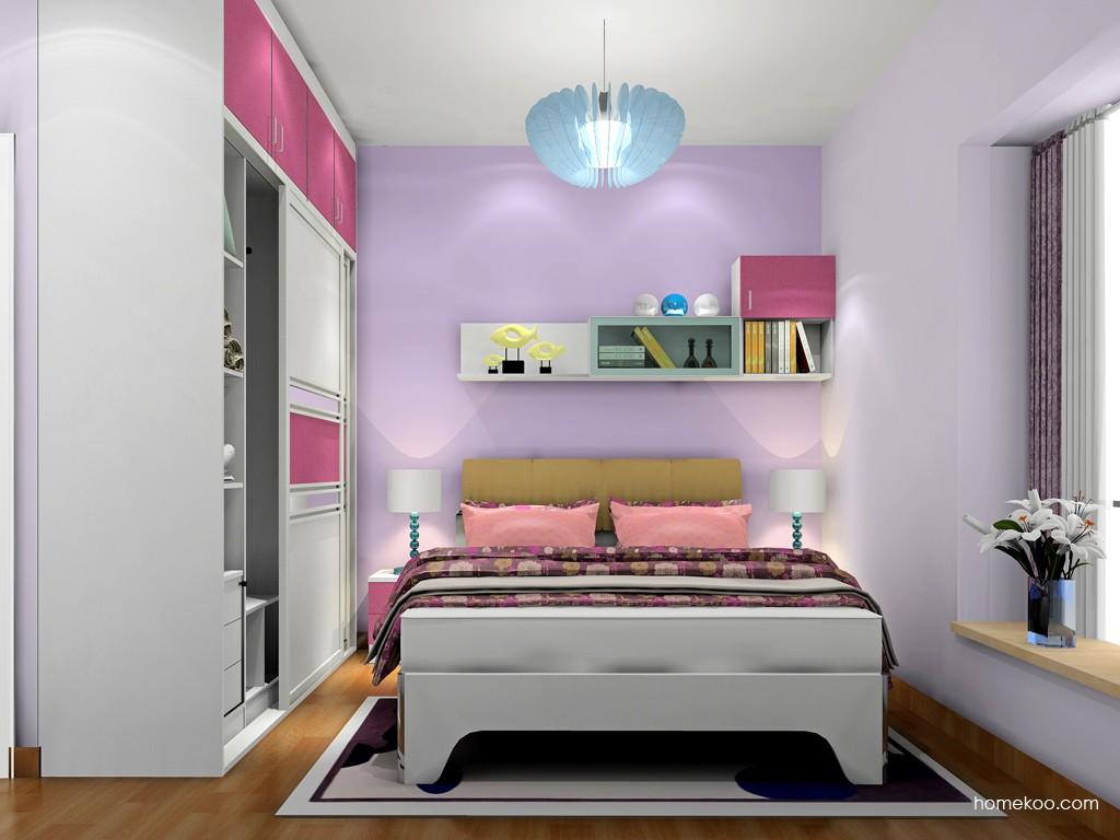 浪漫主义卧房家具A19692
