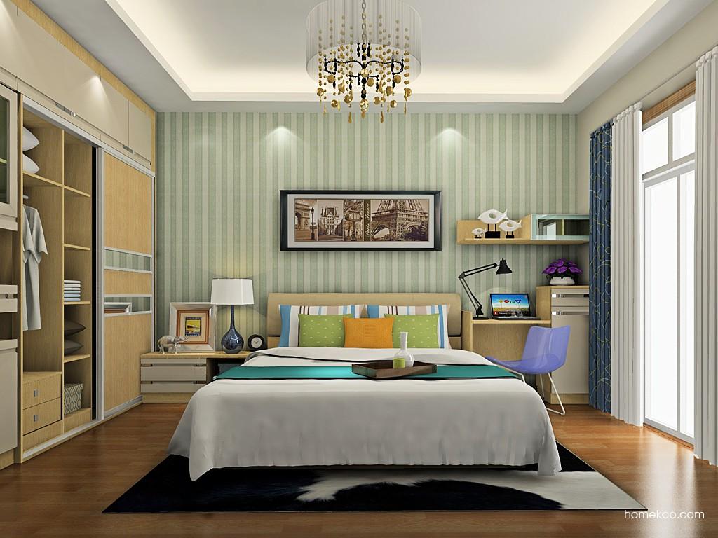 丹麦本色II卧房家具A19694