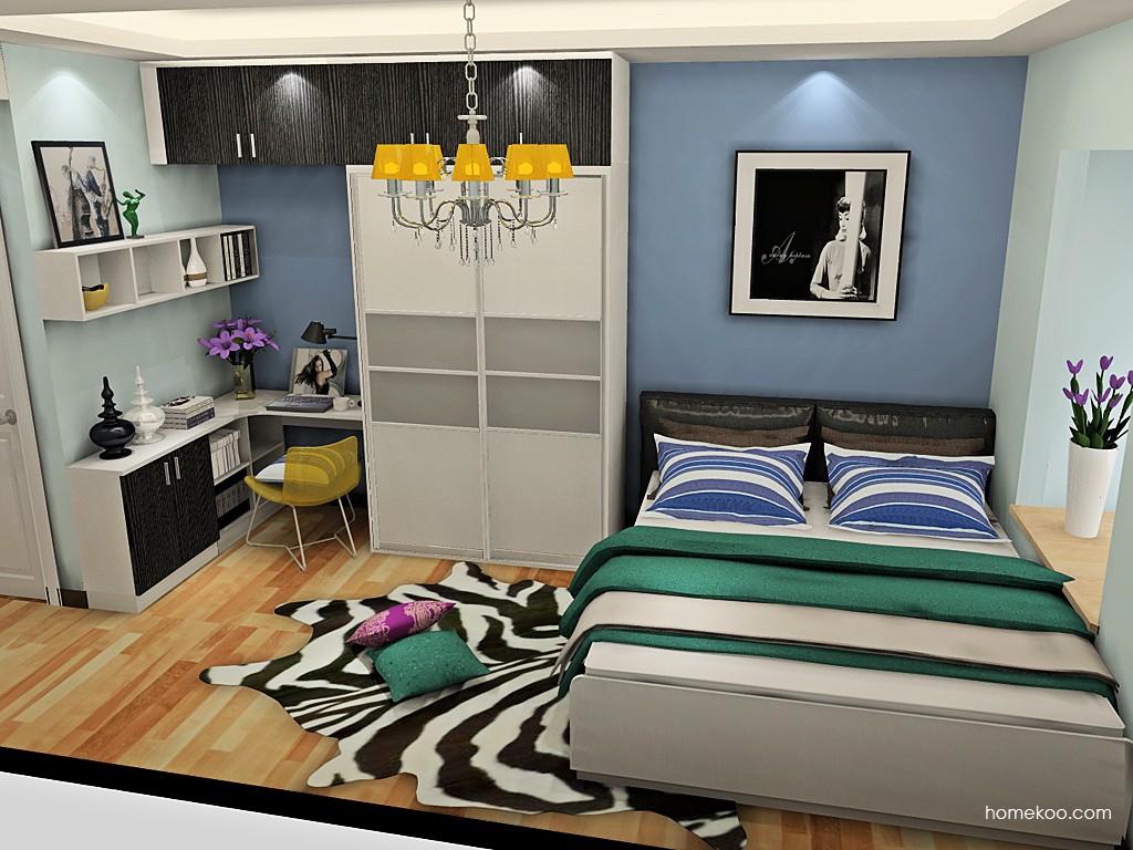 简约主义卧房家具A19703